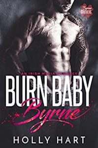 Review: Burn Baby Byrne by Holly Hart