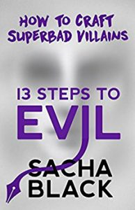Review: 13 Steps to Evil by Sacha Black (Non-fiction)